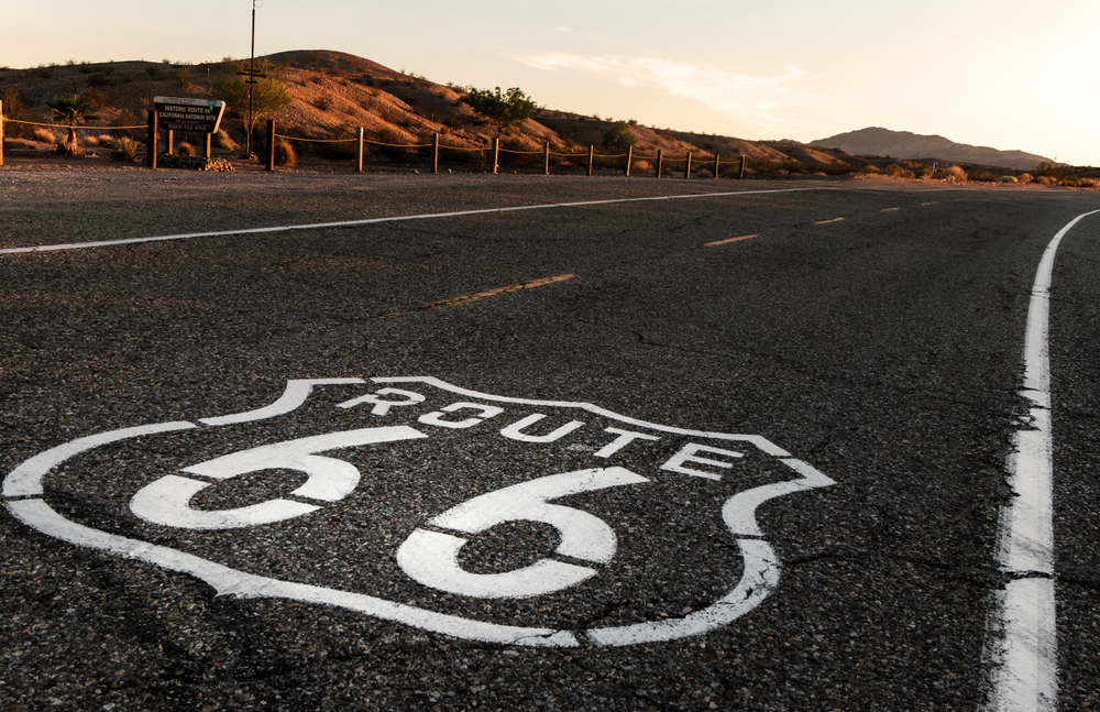 Route 66: The Ultimate American Road Trip