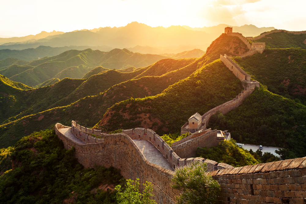 Tempted by the Far East? Discover China.