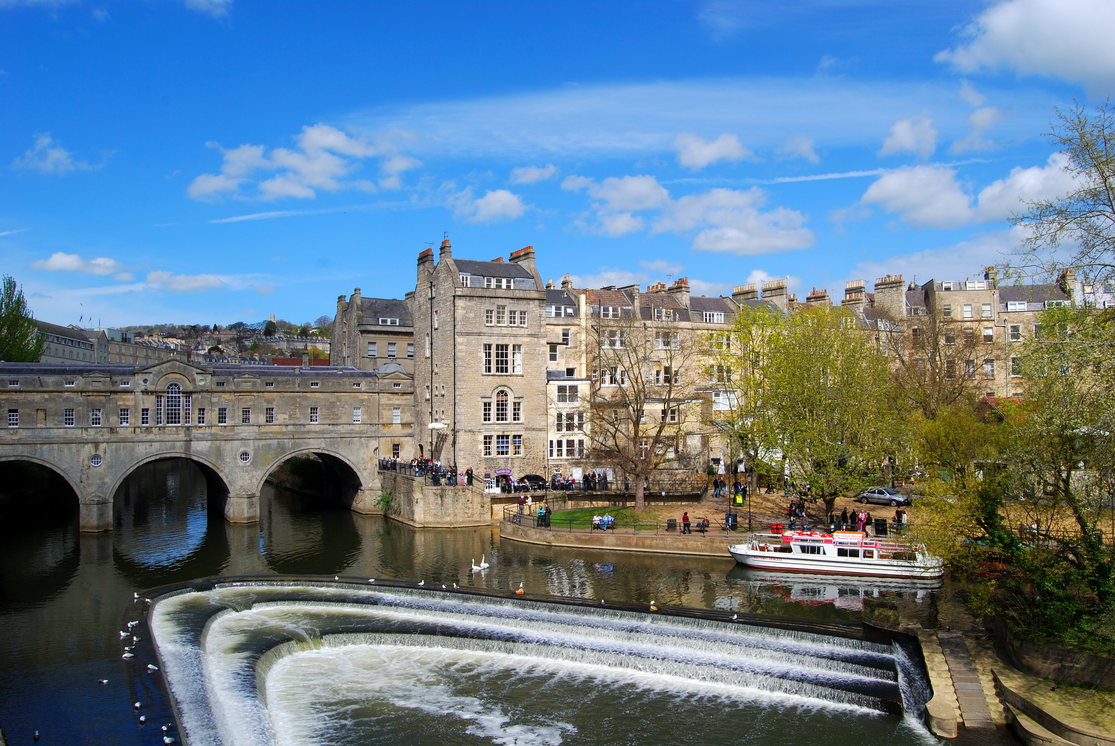 Escape to Bath this Mother's Day!