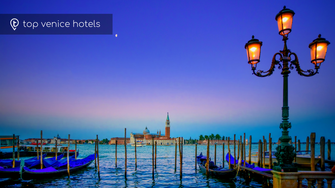 7 Top Hotels in Venice