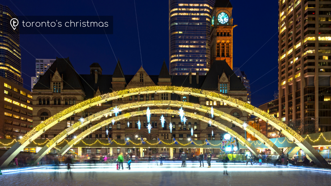 'Tis the Season in Toronto…
